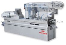FLAT PLATE AUTOMATIC BLISTER PACKING MACHINE