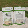 plain aluminum foil plastic bags for herbal incense smoking