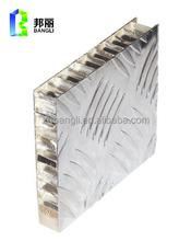 grain Aluminum Honeycomb Panel