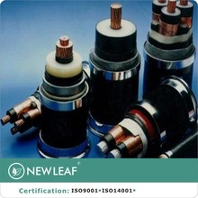 Cu/XLPE/PVC 4 core LV power cable 50 70 95 120mm 150 185 240 300mm2