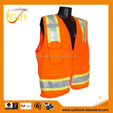 High quality roadway protective high visibility cheap safety rain gear