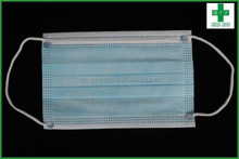 Individual package 3ply 25+20+25g kids non woven face mask made in China
