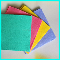Viscose Polyester Non-woven Cleaning Dishcloth