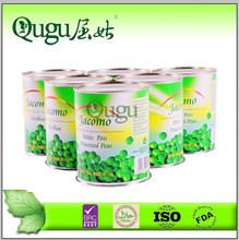Dried canned green peas/china canned food