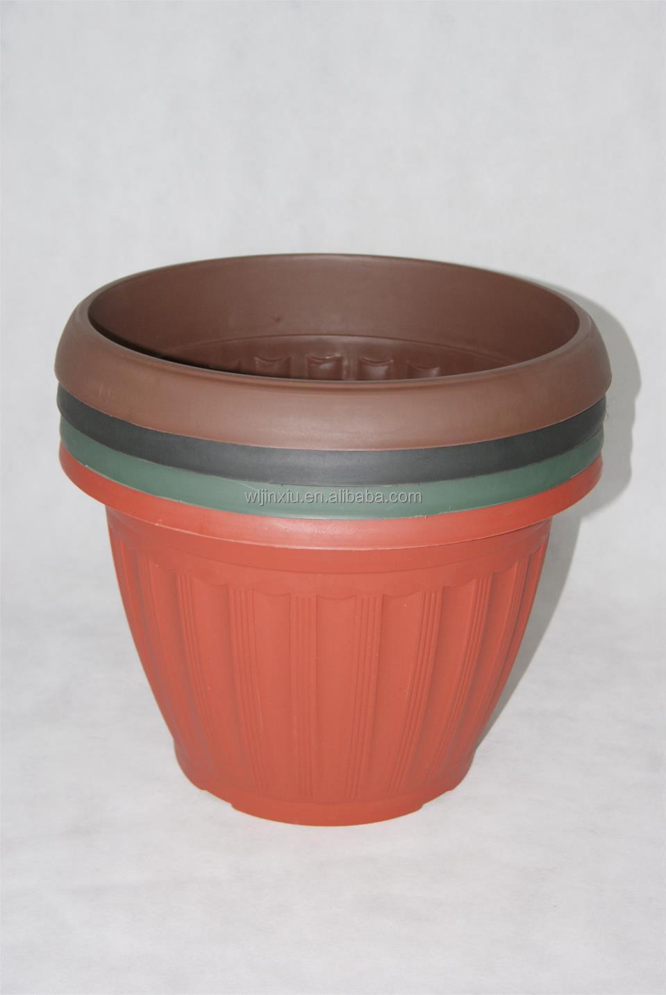 wholesale pp plant pot buy office pp garden pot wholesale pp plant