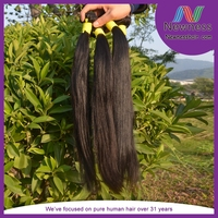 Tangle free no shed hair weaving wholesale wholesale bulk hair extensions