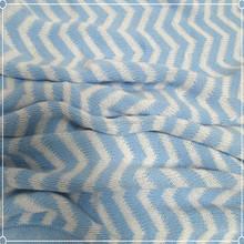 Baby Z Knitting blanket 100% organic cotton blanket