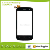 100% Original Mobile Phone Touch Screen For Fly IQ442 Digitizer,New Touch Panel For Fly IQ442 Out Glass