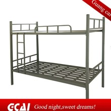 The cheapest metal bunk bed design factory hot selling iron forged iron bed