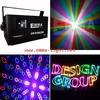 3w full colors Multifunctional Mini Projector Red & Green&blue Laser Stage Lighting Show System
