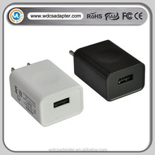 5V 1A USB Power Charger with 1M Micro USB Cable