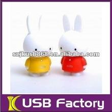 Cute Rabbit 16GB cartoon usb flash drive