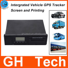 GH gps gsm /gprs /sms tracker gps car tracker for fleet management G-T004