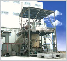 Single Section Gasifier