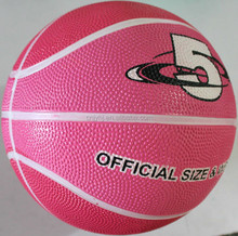 Top level professional top sale all kinds of rubber basketball