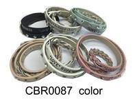 2015charming women unique oriental cheap engraved friendship rope bracelet