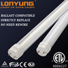 the queen of quality DLC USA America LED 20w 1500mm T8 instant fit tube