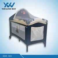 Professiona baby park bed