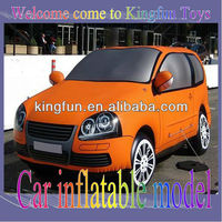 2013 Car inflatable promotion model