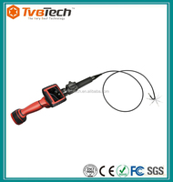 Flexible Video Borescope/Digital Fiberscope / Portable Endoscope Camera
