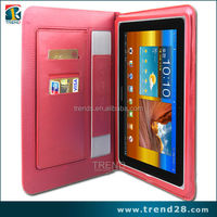 alibaba wallet leather tablet cover case for samsung galaxy tab 4 10.1