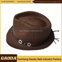 Wholesale china cheap fedoras