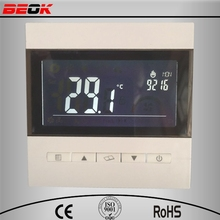 TOL40-EP heating system underfloor heating digital 5+1+1 program thermostat