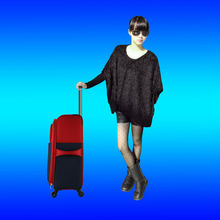 OEM cabin suitcase maleta bag luggage for travel party king, China Brand Customize Factory