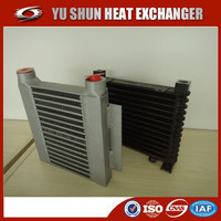 chinese manufacturer of brazed plate fin aluminum oil cooler heat exchanger