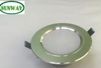 2015 hot sale! factory price 3W-25W led downlight light cornice ceiling light