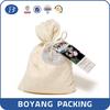 Fashion cotton shopping bag,cotton drawstring bag