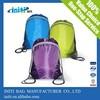 Quality Drawstring sport bag  Nylon Drawstring shoe sport bag