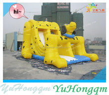 Lovely Dog Kids Inflatable Slide for Sale