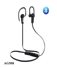 Gsm bluetooth box 4.1 stereo sport earpiece with mic