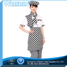 free shipping man's winter long sleeve executive chef coat for sale