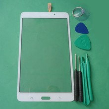 For Samsung Galaxy Tab 4 touch screen outer glass touch digitizer replacement High sensitivity for T230