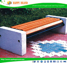 2015 new design Chinese manufacturer Outdoor Garden Wooden Chair marble stone bench for residence Outdoor Seating Chair