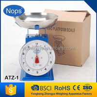 China Manufacturer Mechanical Weighing Scale Spring Scale 20KG Scale