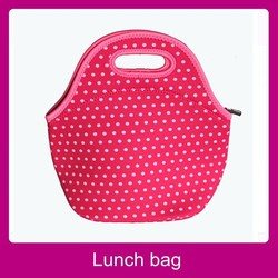 Promotion cooler lunch bag for advertising