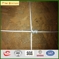 Hot sale Galvanized cheap farm fencing price / farm field fence high tensile strength