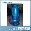 WQ/QW agriculture irrigation submersible pumps