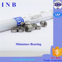 China manufacturer Deep groove ball bearing 682zz miniature bearing