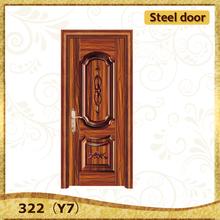industrial accordion steel door for apartment