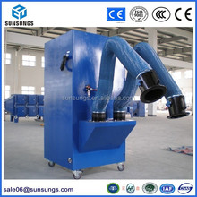 Filter cartridge adopts the imported materials soldering dust purifier for MAG welding