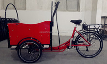 3 wheel dutch bike /family electric trike/cargo bike prices