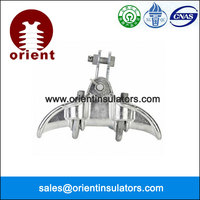 Electric Power Wire aluminum alloy suspension clamp Made In China