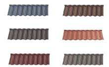 Professional lowes concrete roof tiles made in China