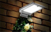 46pcs 3.7V 2.5w pir Garden solar motion sensor led outdoor light
