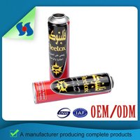 Good Feedback Four Color Cmyk Print Clearly Empty Insecticide Aerosol Canister