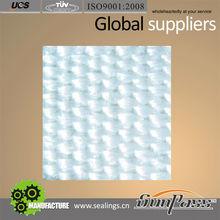 Fiberglass Alkali Resistant Cloth Soft Glass Fabric